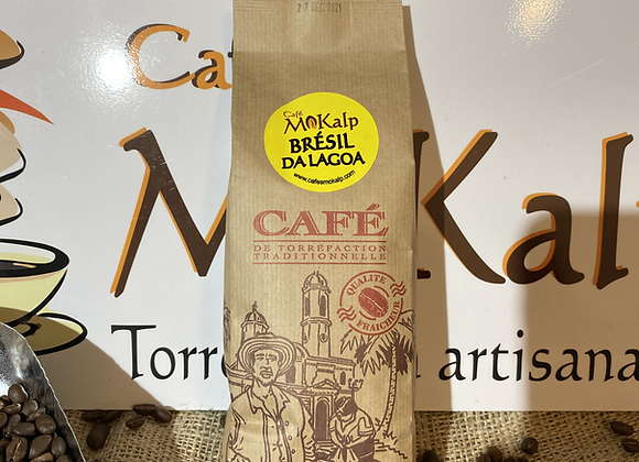 Café Sélection Brésil Da Lagoa - Moulu - 7/10