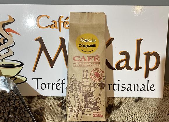 Café Pure Origine - Colombie Excelso - En grains - 6/10