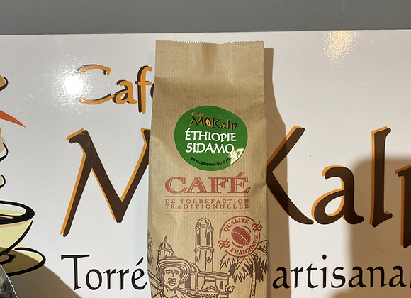 Café Sélection - Éthiopie Moka Sidamo - Moulu - 5/10