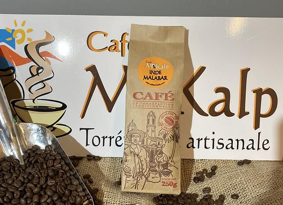 Café Sélection - Inde Malabar Moussoné - En grains - 6/10
