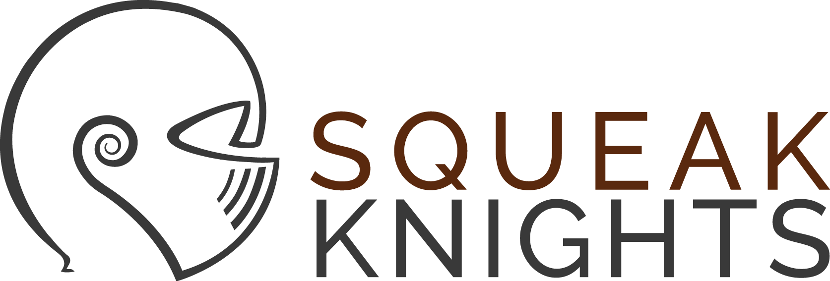 Squeak Knights Official Logo