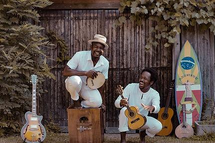 Les Afrolandais diffusion