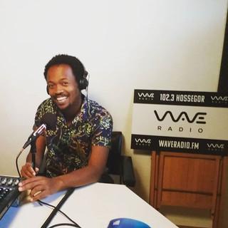 Ça y est ! Pronto ! Ca va commencer ! ;)_Facebook _ _brasilsunshinewave_#radio #animateur #brasil #sunshine #hossegor #france #landes #waver
