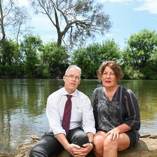 Annette & Stuart Baker