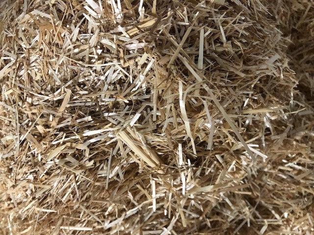 gehakseld tarwe stro 20kg