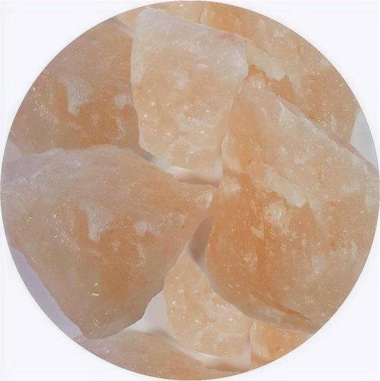 Himalaya kristalzout roze Brokken (2-5cm)