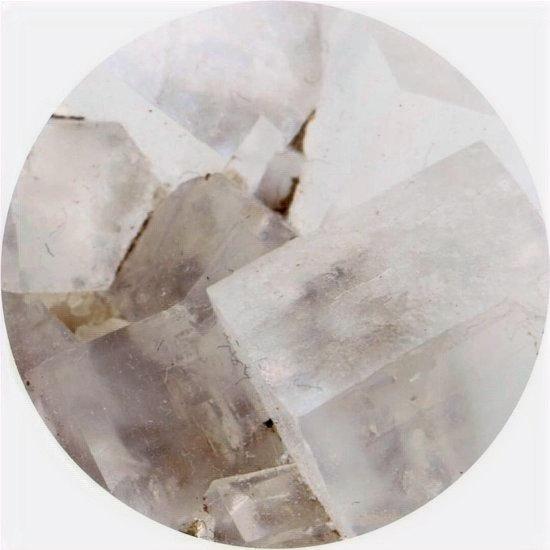 Himalaya Halietzout Brokken wit (2-5cm)
