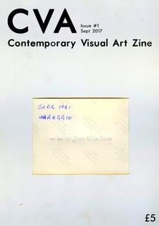 Contemporary Visual Art Issue 1