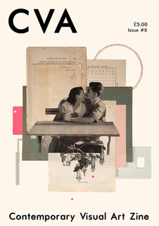 Contemporary Visual Art Issue 8