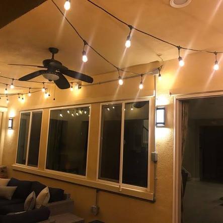 Outdoor lighting & wiring
