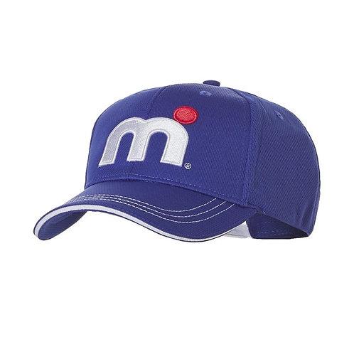 Mistral Cool Dry Peaked Cap Blue