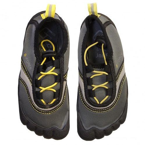 Gul G-Force Aqua Shoes Gray/Yellow