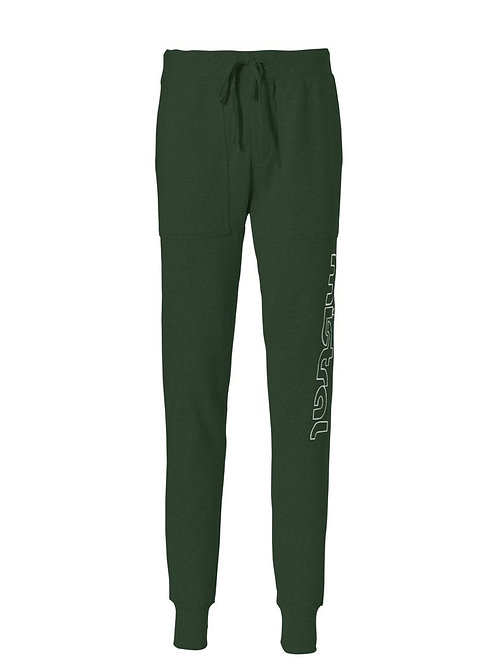 Mistral Cotton Sweat Pants Men Green