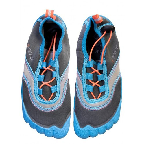 Gul G-Force Aqua Shoes Blue/Orange