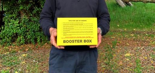 A Brilliant Booster Box