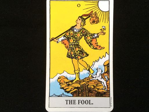 The Fool of Tarot Explained