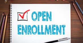 It's That Time of Year - Open Enrollment