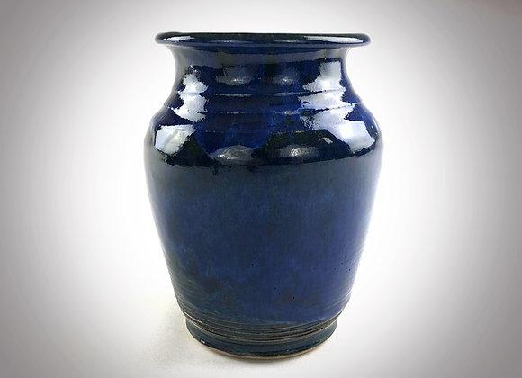 "Blue Vase - 5.5"" x 6.75"""