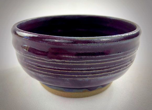 "Small Purple Bowl - 4.25"" x 2.25"""