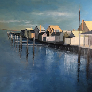 North Wharf, Off Season