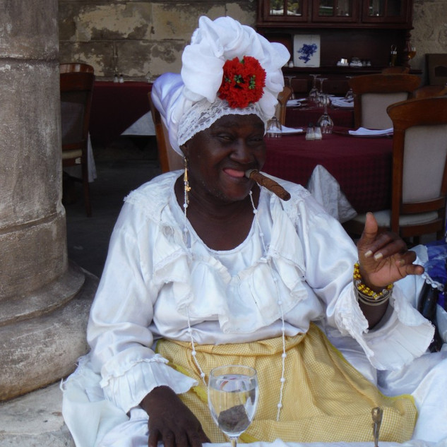Cuban Fortune Teller