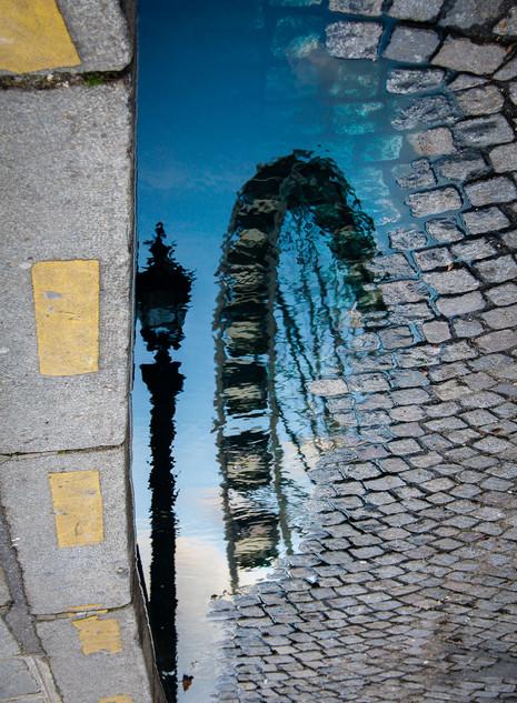 Second Place - La Roue dans la Rue