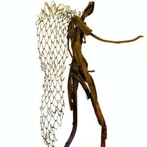 Chain Link Angel