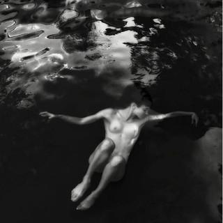 Suspended Swimmer