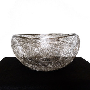 Silver Bowl with Return #1