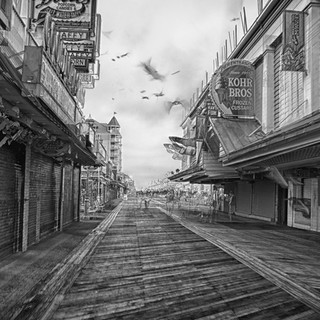 Ghosts on the Boardwalk