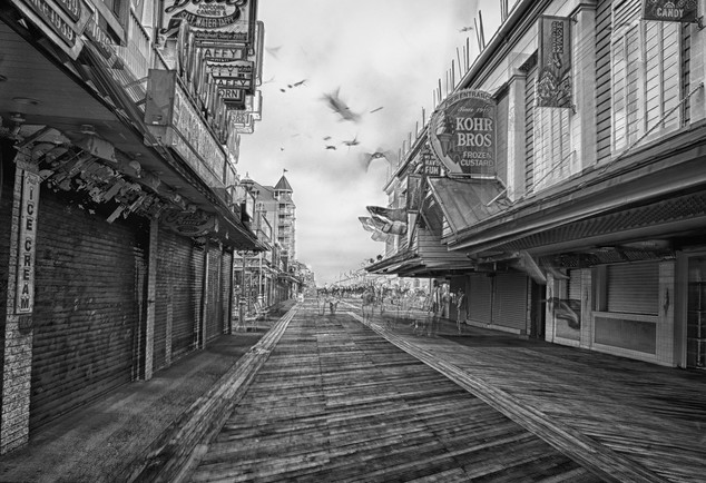 Ghosts on the Boardwalk