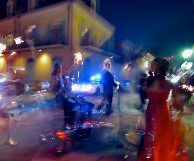 Second Place - NOLA Nights