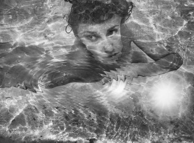 Third Place - Siren of the Deep