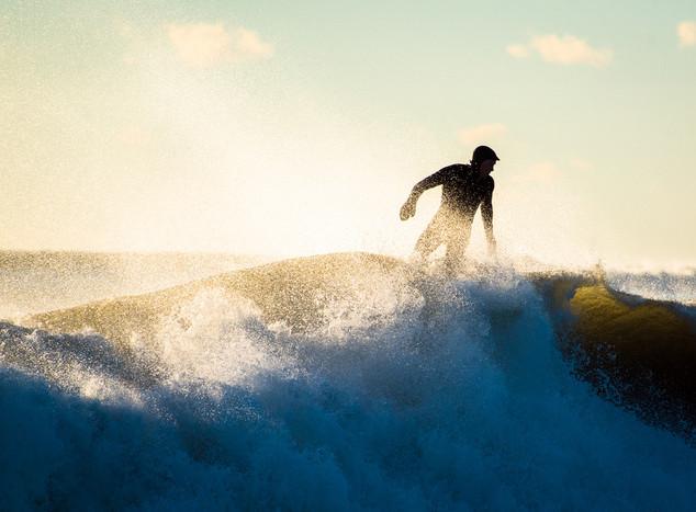 Rye Rocks Surfing