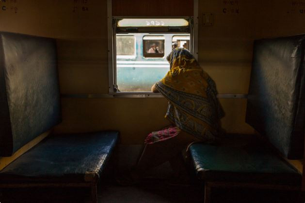 First Place - Girl in the Window, Dhaka