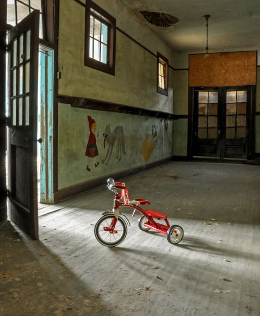 The Red Tricycle