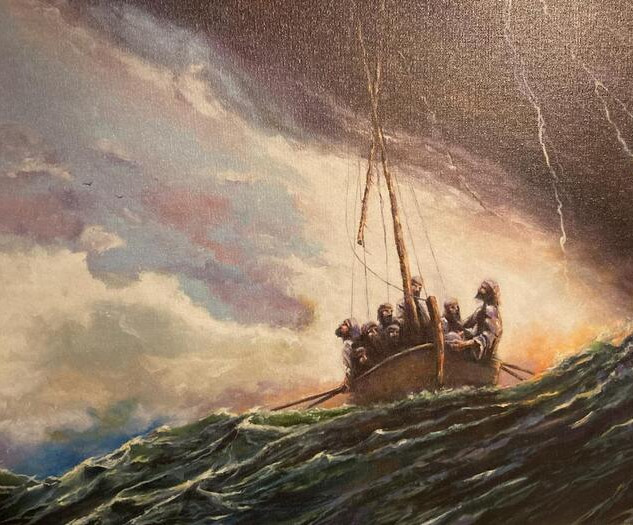 Jesus is in your Boat