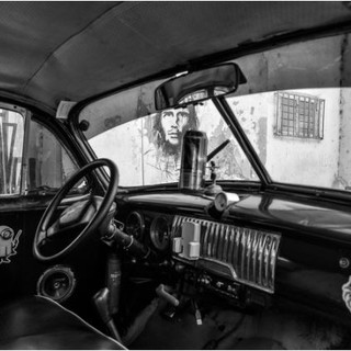 Third Place - Ché, Havana, 2018