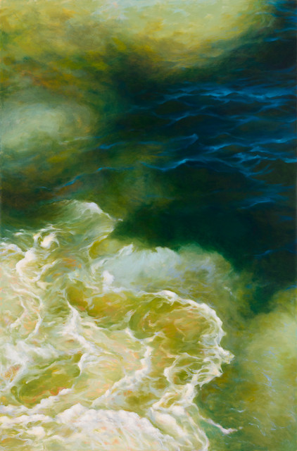 """Ocean Composition #6 (Transience)"""