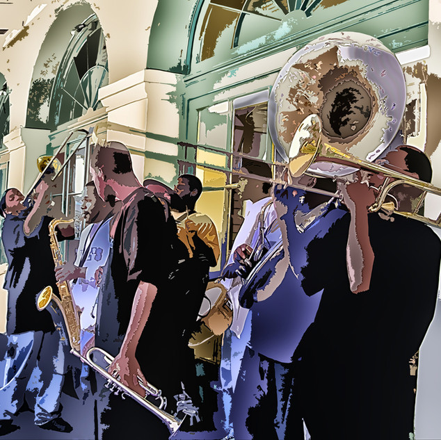 French Quarter Combo