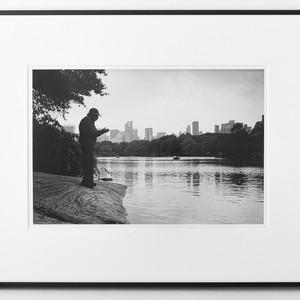Central Park Prayer, 2001.