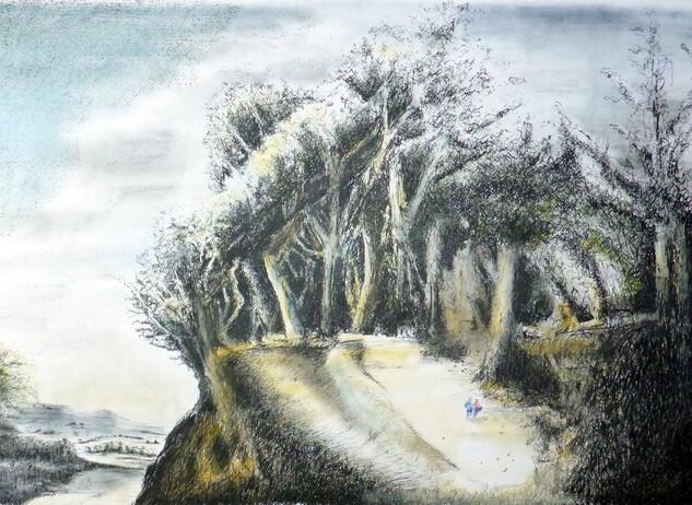 Into the Woods ala Jacob van Geel