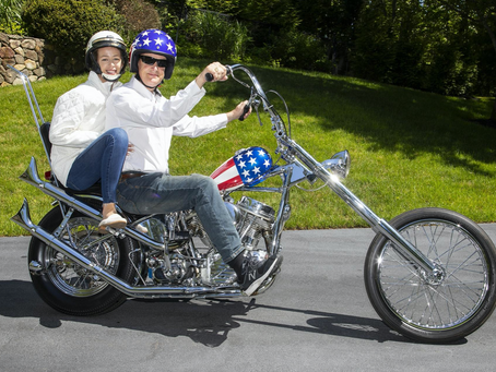 Exhibit displays rare motorcycles as art - Cape Cod Times 9/19/19
