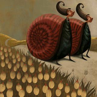 Sister Snails
