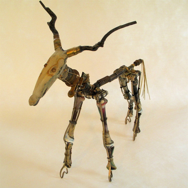 Glass Bone Antelope