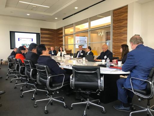 National U.S Business Assn (NUSHKBA) Caucus in LA