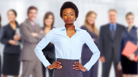 "Lean In to Your Anger - ""the talk"" for Emerging African American Women Leaders"