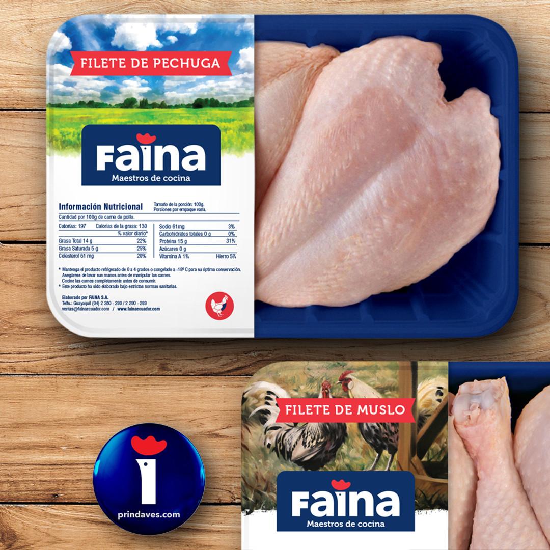 Faina / Packaging