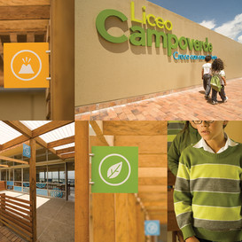 Liceo  Campo Verde / Estrategia