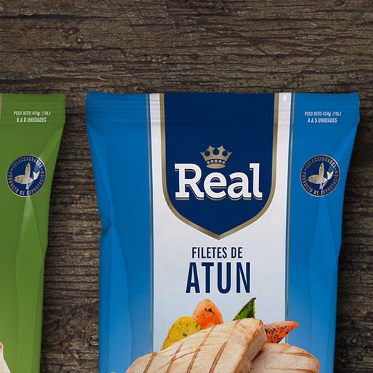 Real / Packaging